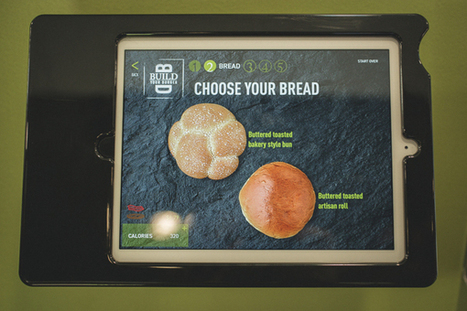 SPOTTED: McDonald's Testing Build-Your-Own-Burger Concept - | Jaien Digital Curation | Scoop.it