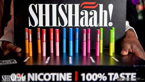 SHISHaah!™   Best E Shisha   Best Electronic Shisha Pen & Premium E-Liquid Refills   Scoop.it