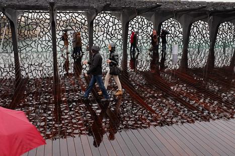 LE MuCEM DE RUDY RICCIOTTI : L'ARCHITECTURE COMME EXPERIENCE PHYSIQUE | Arts & Culture | Scoop.it