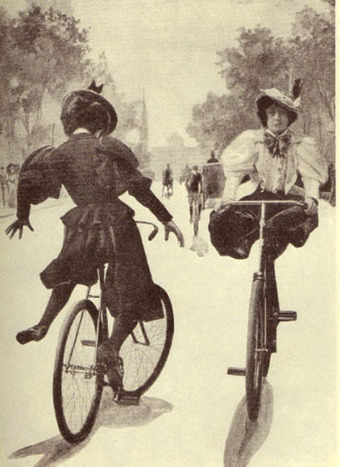 Harlots On Bikes With Numb Genitals | Sex History | Scoop.it