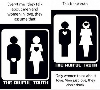 The Truth About Men And Women In Love. | Free HD Desktop Wallpapers Download Online | Funny Pic And Wallpapers | Scoop.it