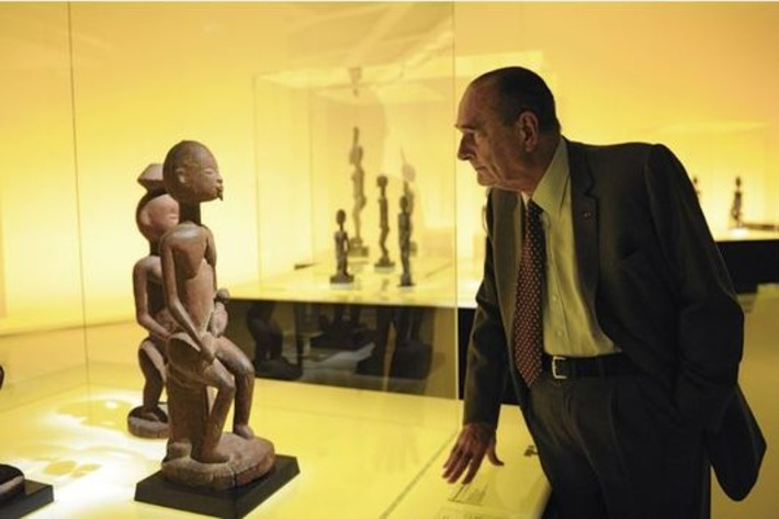 Jacques Chirac. Une passion. L'exposition au Quai Branly | Paris Match | À la une | Scoop.it