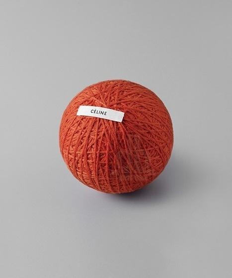 Artists Reduce 'Last Season' Luxury Knitwear Into Balls Of Yarn | Communication design | Scoop.it