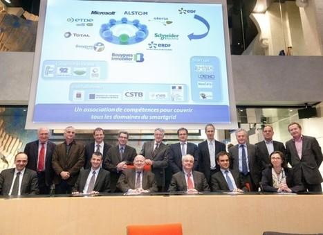 IssyGrid : un quartier à consommation intelligente d'énergie | Le groupe EDF | Scoop.it