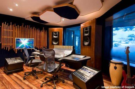(EN) – Recording Studios Glossary | Dan McAvinchey | Recording | Scoop.it