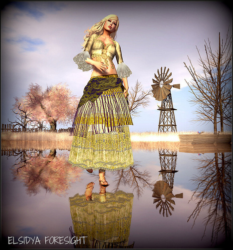 Freebies and cheapies in SL: Water reflections...Reflets de l'eau | Freebies and cheapies in second life. | Scoop.it