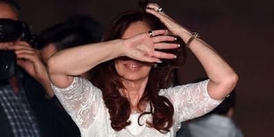 ARGENTINA: Expresidenta Cristina Fernández    encara causa por fraude | Auditoría Forense | Scoop.it