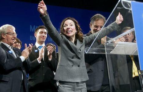 Martine Ouellet séduit l'équipe de Lisée | Politique #Qc2015 | Scoop.it