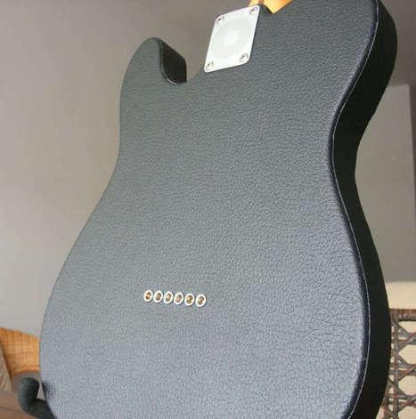 Blackface Telecaster | Electric guitars | Scoop.it