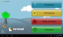 Piktoplus ya disponible en descarga directa para Tablets Android | Discapacidad y tecnología | Scoop.it