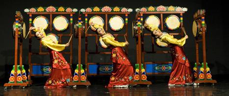 KDSSC - History of Korean Dance: Folk Dances   The Arts - Dance: Traditional Korean dances   Scoop.it
