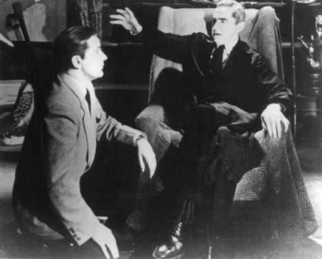 Edward and Bela | La storia del cinema | Scoop.it