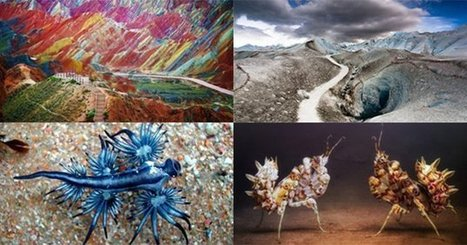 10 Real Places On Earth That Seem Scientifically Impossible - Listverse   Our Earth's Geology, Minerals & Gemstones   Scoop.it