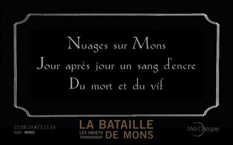 IL Y A 1 AN...Au musée des Beaux-Arts de Mons, le public compose des vers numériques avec les objets de la Grande Guerre   Clic France   Scoop.it