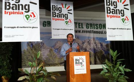 Bing Bang Irpinia, buona la prima | Irpiniacambia | Scoop.it