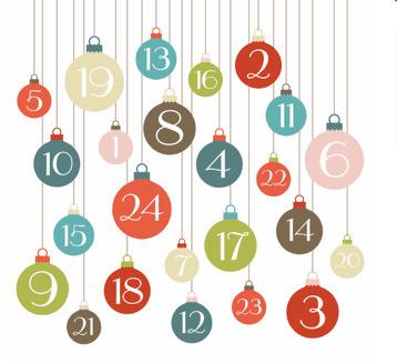 Initiative de Noël : le calendrier de l'Avent par SpreadButton | Actualité de l'E-COMMERCE et du M-COMMERCE | Scoop.it