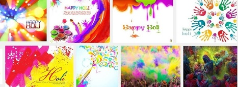 Holi Colours – For a Safe and Colourful Holi Festival Celebration   Gifts Gallery - Home Appliances, Home Furnishing, Home Decor, House Hold, Beauty Products   Scoop.it