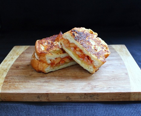 PicNic: Baked Bean French Toast Sandwiches | Recipes | Scoop.it