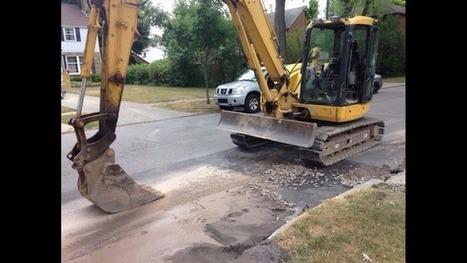 Multiple Water Main Breaks in WNY | water news | Scoop.it