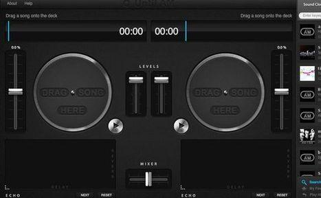 Until AM, conviértete en un DJ con esta mesa de mezclas online | webs recomendadas | Scoop.it