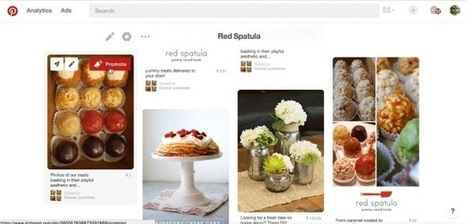 Pinterest Launches Promote Button | Pinterest | Scoop.it