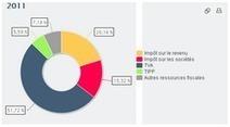 Quels sont les différents impôts perçus par l'État ? - vie-publique.fr | Dépenser Moins | Scoop.it