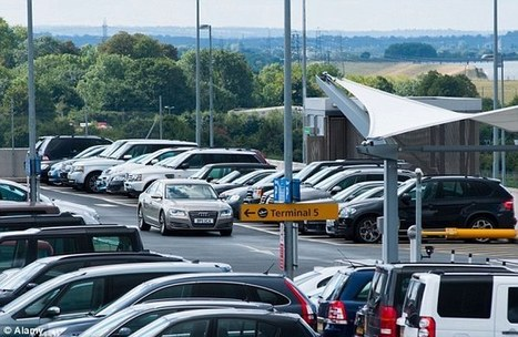 How to find best car parking in Gatwick Airport   europa hotel gatwick with parking   Scoop.it