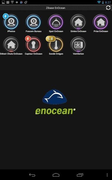 ZiBASE & EnOcean : Mes premières impressions - Domotique Info | Soho et e-House : Vie numérique familiale | Scoop.it