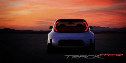 Kia Track'ster Concept teased again | Kia WIKI | CarReview | Scoop.it