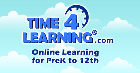 Afterschool Alternative to Tutoring - Time4Learning | online learning | Scoop.it