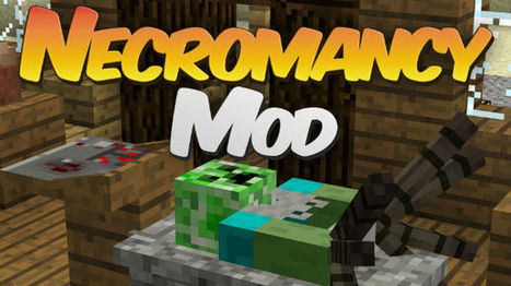 PixeledMe Minecraft | Necromancy Mod Minecraft 1.7.4 / 1.7.2 / 1.6.4 | dimi | Scoop.it