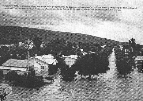 S.A. Weather and Disaster Information Service, South Africa: The Laingsburg Flood - 25 January 1981 | Using ICT to learn Social Science for grade 8-9 | Scoop.it