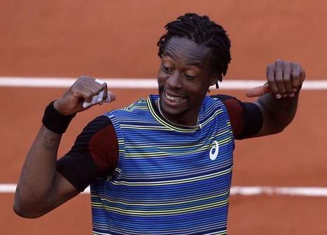 Titanesque Monfils ! (Roland Garros 2013) | Tennis & ATP - Vivez la saison 2013 ! | Scoop.it