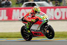MOTOGP: Rossi warns Ducati losing ground again | Motores | Scoop.it
