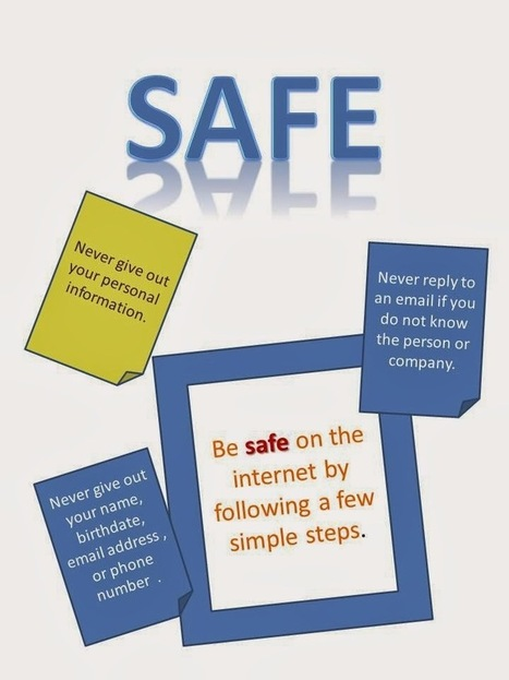K-5 Technology Lessons: Internet Safety | Internet Safety for our Students | Scoop.it