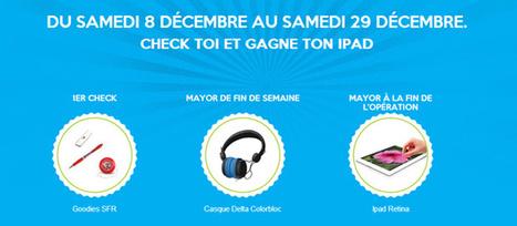 SFR utilise Foursquare comme carte de fidélité | Free Mobile, Orange, SFR et Bouygues Télécom, etc. | Scoop.it
