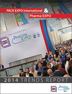 View our 2014 Trends Report | News | PACK EXPO East | MI's CI | Scoop.it