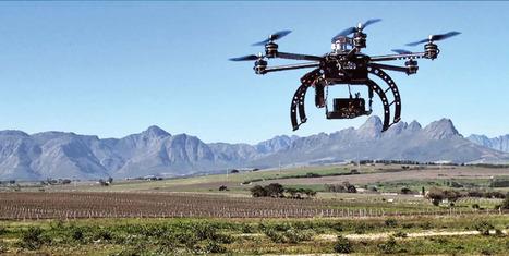 Drones for agriculture | Nostri Orbis | Scoop.it