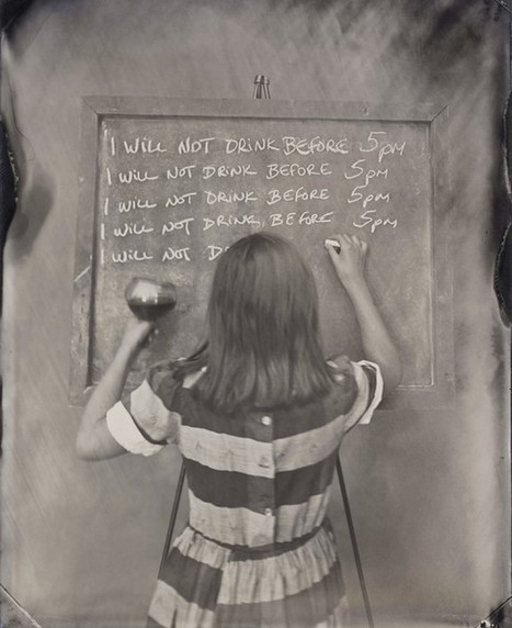 Jamie Johnson: I Will Not   Wet Plate Collodion Photography   Scoop.it