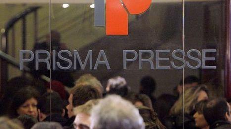 Prisma fusionne les rédactions de ses trois magazines télé | Actu des médias | Scoop.it