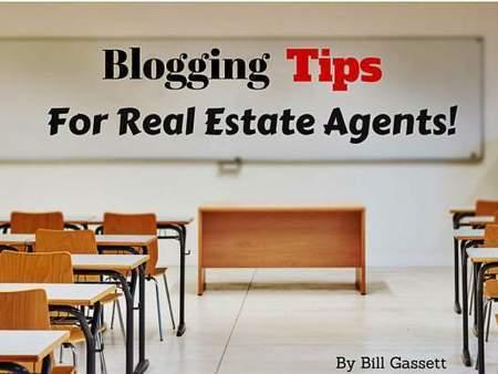 Killer Blogging Advice For Real Estate Agents | Social Media For Real Estate | Scoop.it