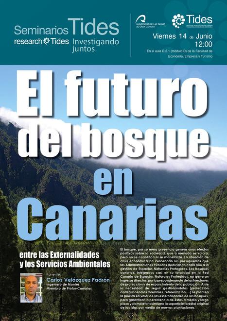 Instituto Universitario de Turismo y Desarrolo Economico Sostenible (TiDES) | Energía, Aguas, Turismo y Desarrollo Sostenible | Scoop.it