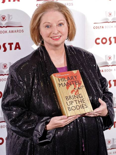 'I won't apologise for winning another prize': Hilary Mantel claims Costa Book of the Year | LibraryLinks LiensBiblio | Scoop.it