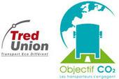 Charte CO2 : Tred Union, premier groupement à s'engager avec l'Ademe | Eco transport et logistique | Scoop.it