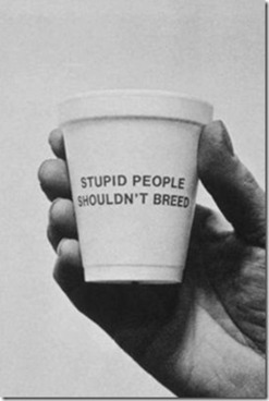 Stupid people should not breed | Funny Blaster | Scoop.it