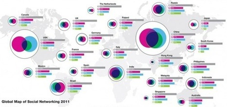 20 Great Visualizations of 2011 | Data Visualization | Scoop.it