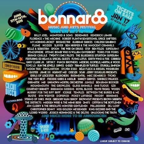 Mumford and Sons Confirmed Headlining 2015 Bonnaroo Music and Arts Festival - MumsonFans.com | Mumford and Sons | Scoop.it