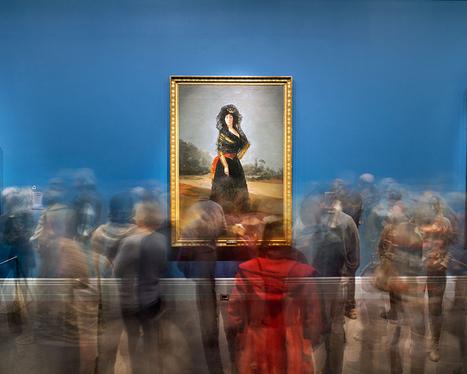 Chère Fleur, comment photographier au musée ? - OAI13 | Muséo Formation | Scoop.it