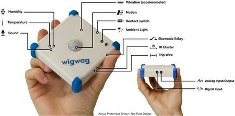 WigWag Simplifies Home Automation, Provides Raspberry Pi and Arduino Shields | Arduino, Netduino, Rasperry Pi! | Scoop.it