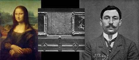B1--22 août 1911. Guillaume Apollinaire est accusé du vol de la Joconde, avec Picasso comme complice... | Ressources en FLE | Scoop.it